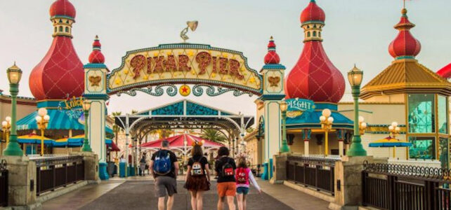 Live Your Disney Adventure: Family Fun at Disneyland Resort
