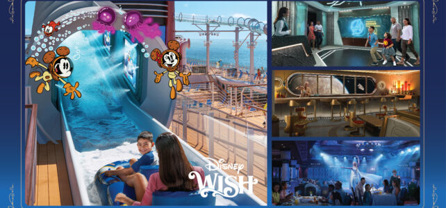 Grand Reveal: See how the Disney Wish Unlock Enchanting Family Vacations in Summer 2022