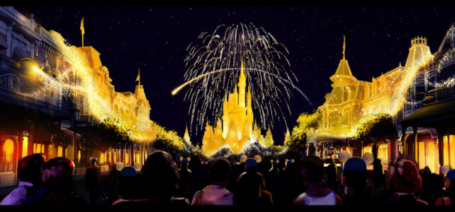 Two New Nighttime Spectaculars and Much More Will Debut Oct. 1 to Celebrate the 50th Anniversary of Walt Disney World Resort